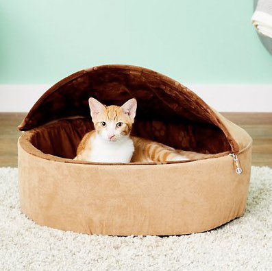 K&H Pet Products self-warming bed