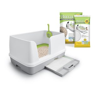Purina Tidy Extra Large Cat Litter Box System