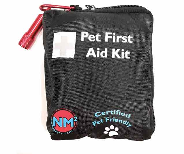 certified pet first aid kit