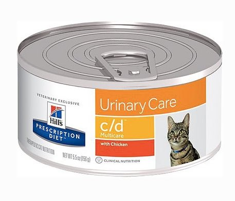 Urinary care - cats canned food